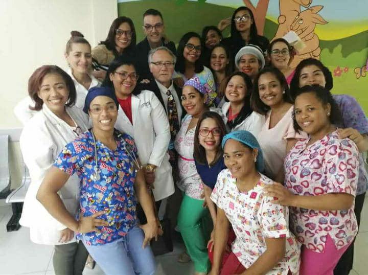 Read more about the article SIBEN capacita 400 colaboradores del SNS en cuidado neonatal
