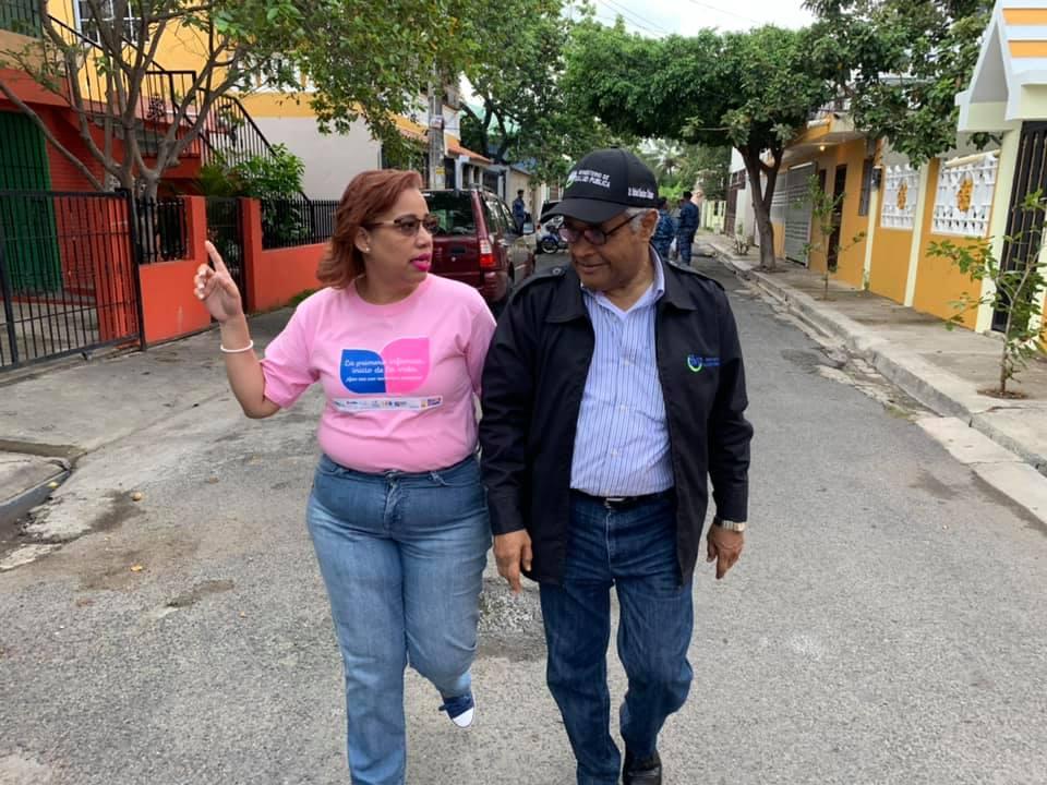 Read more about the article Hospital Materno Infantil San Lorenzo de Los Mina se suma a Jornada Nacional Contra el Dengue
