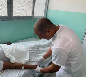 Hospital Materno Infantil San Lorenzo de Los Mina ha brindado apoyo a 31 pacientes en la Unidad de Intervención en Crisis