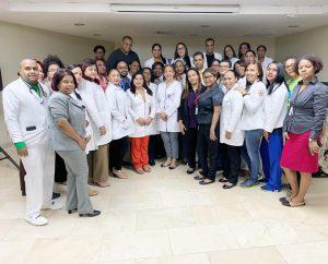 Capacitan personal de salud del Hospital Materno Infantil San Lorenzo de Los Mina en abordaje de Violencia de Género y Delitos Sexuales