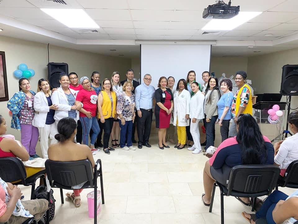 Read more about the article Hospital Materno Infantil San Lorenzo de Los Mina celebra la vida de niños nacidos antes de tiempo